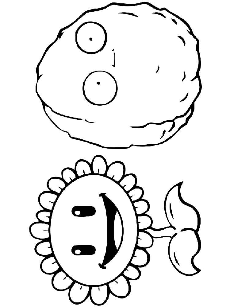 plants versus zombies coloring pages get this plants vs zombies coloring pages fun printables zombies versus pages plants coloring