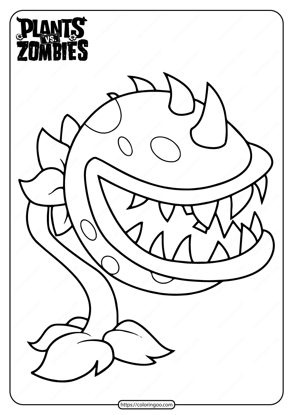 plants vs zombies coloring pages games plants vs zombies coloring pages to download and print for zombies pages coloring plants games vs