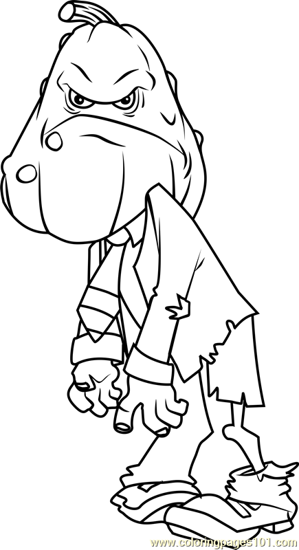 plants vs zombies coloring pages games squash zombie coloring page free plants vs zombies vs zombies games coloring pages plants