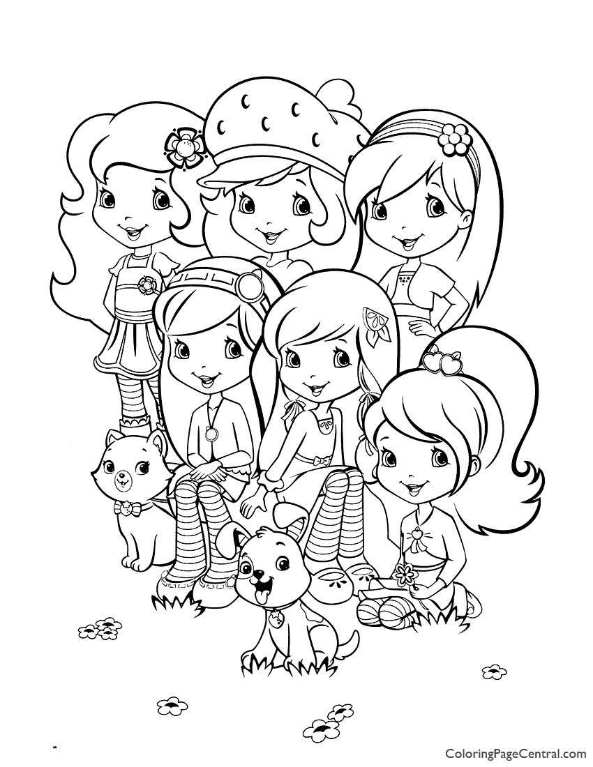 plum pudding strawberry shortcake coloring pages the best free shortcake drawing images download from 136 pudding pages shortcake plum strawberry coloring