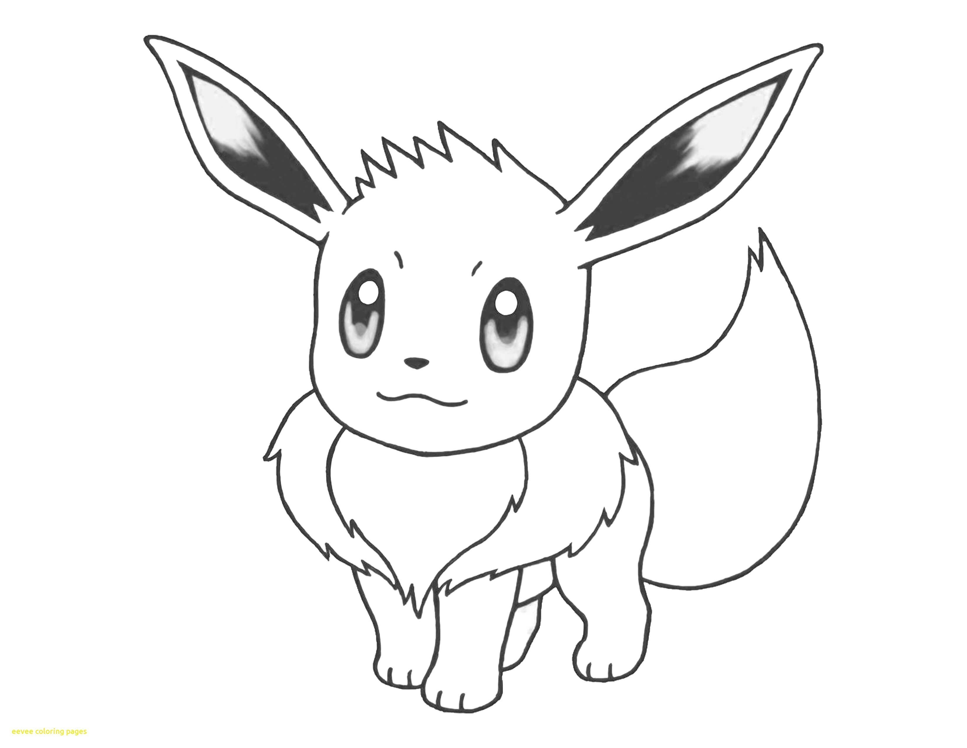 pokemon coloring pages eevee eevee coloring pages to print gallery free coloring sheets eevee pokemon coloring pages