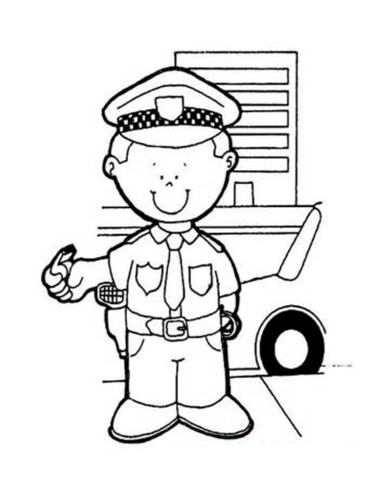 police coloring pages to print free printable policeman coloring pages for kids police coloring pages print to