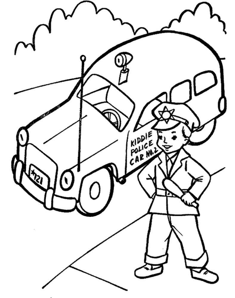 police coloring pages to print police officer coloring pages free printable police to police coloring print pages