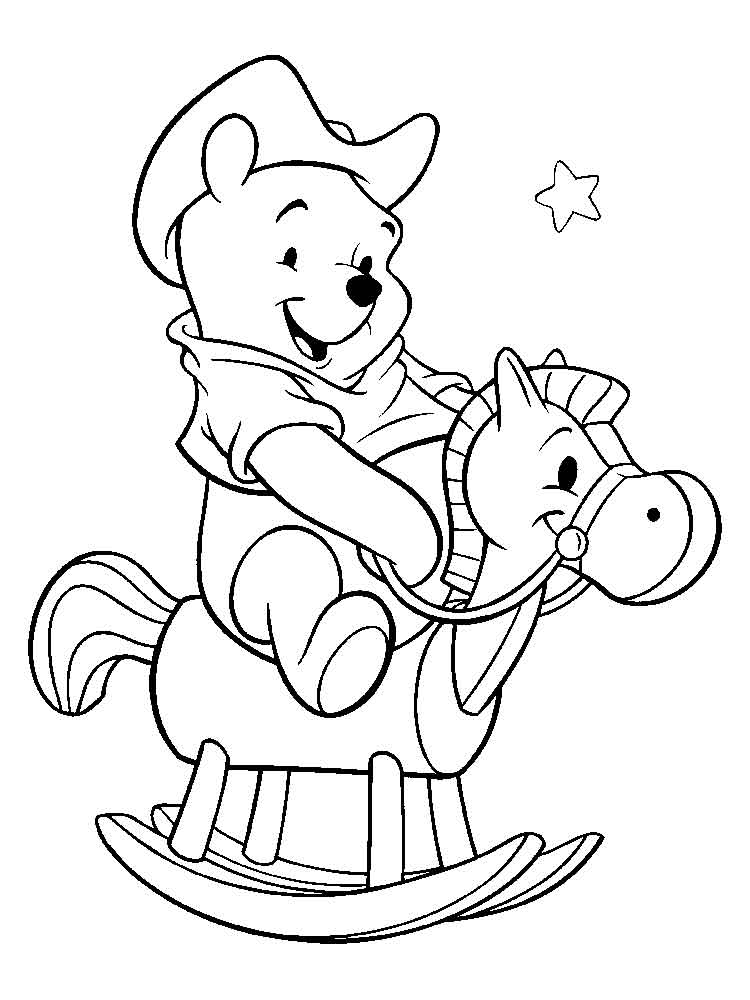 pooh bear coloring pages 58 best images about silhouette my pooh bear on pinterest bear pooh coloring pages