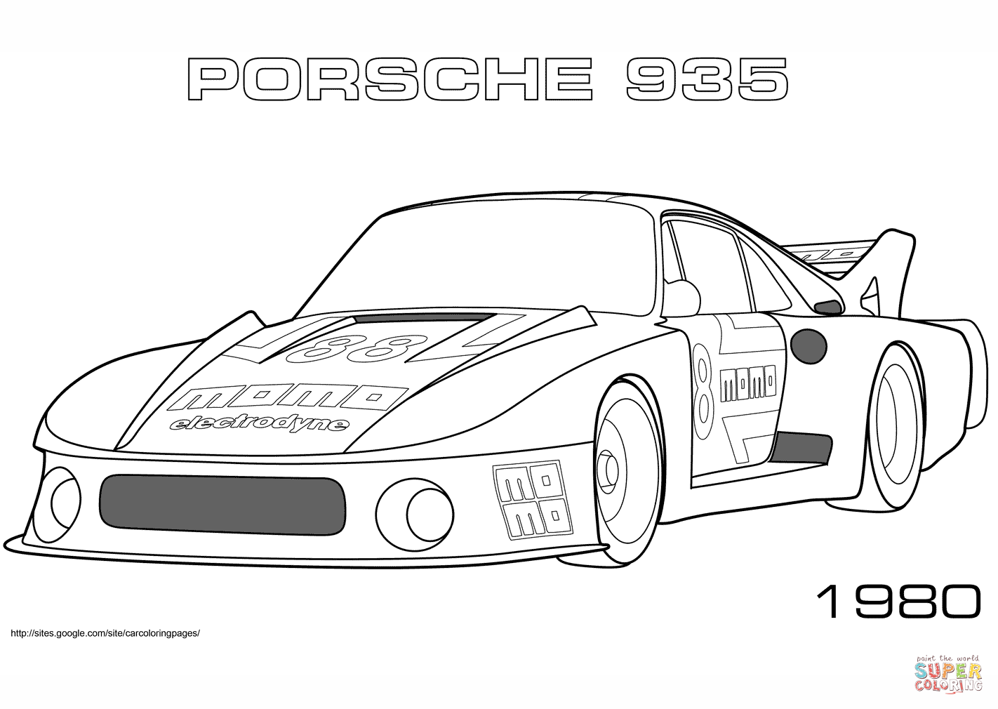 porsche coloring pages porsche coloring pages free printable porsche coloring pages coloring porsche pages