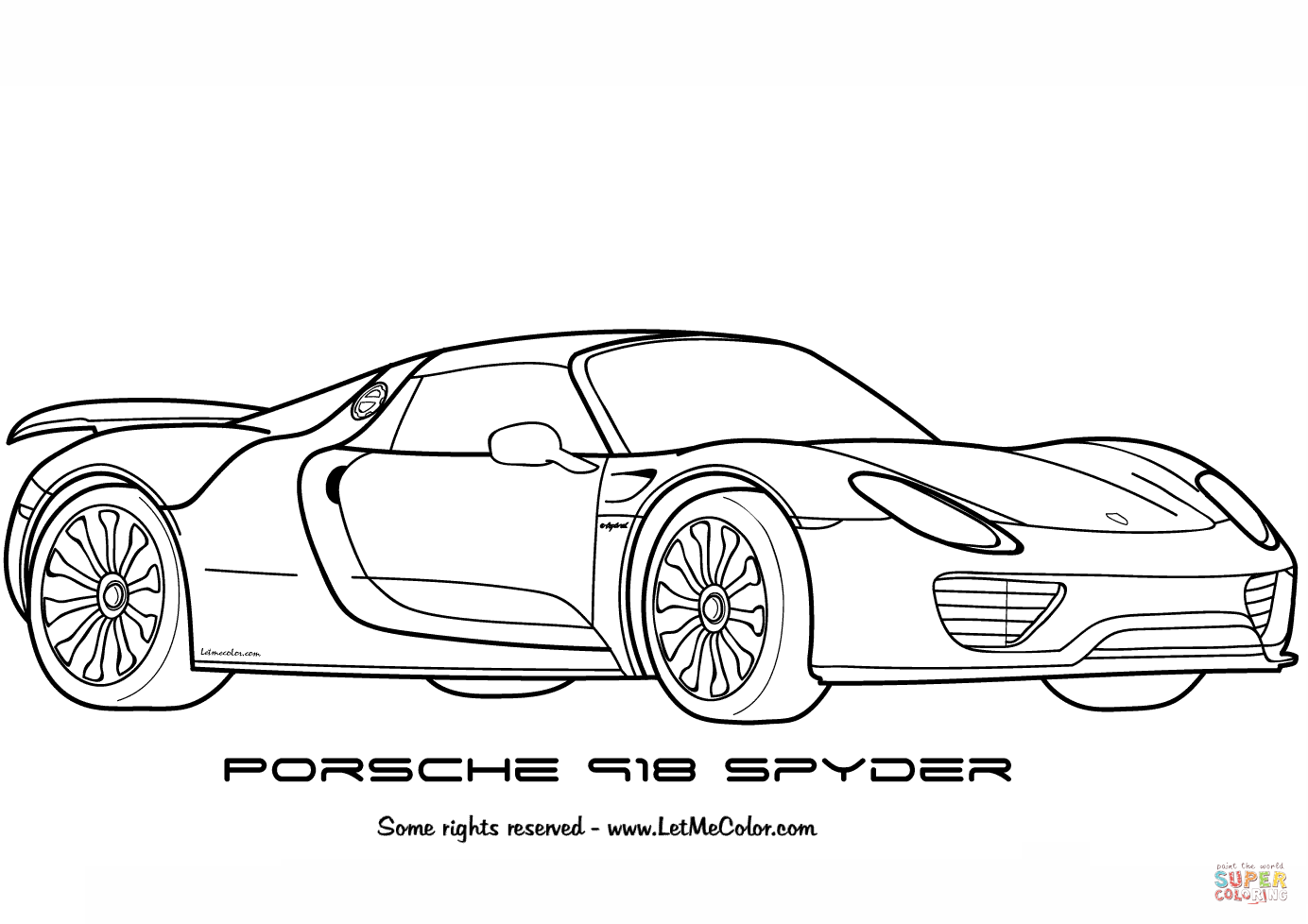 porsche coloring pages porsche police car coloring page also see the category to porsche pages coloring