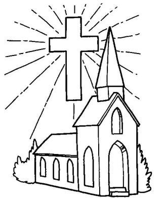 preschool church coloring pages coloring sheets for children preschool church coloring page pages preschool church coloring