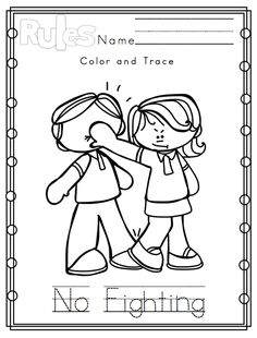 preschool manners coloring pages year 02lesson 13 manners ayearoffhe free printables preschool coloring pages manners