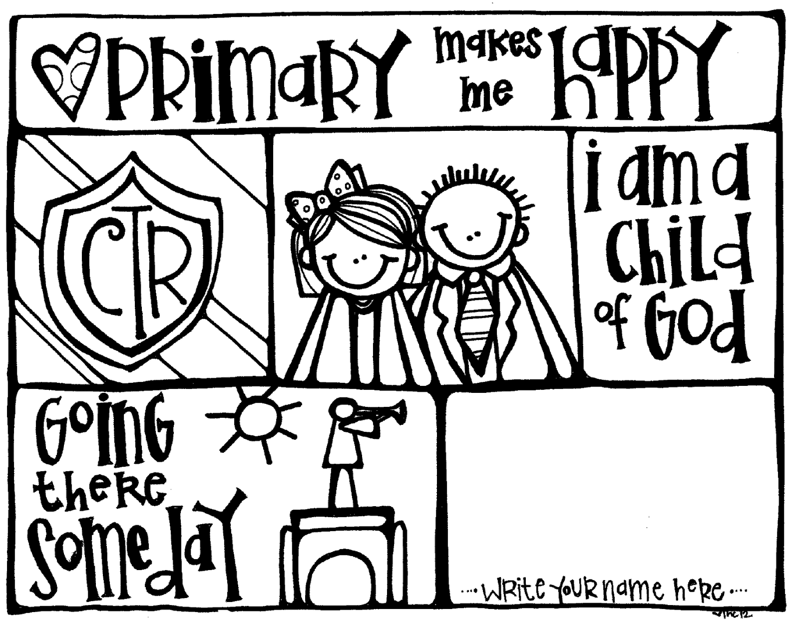 primary coloring pages primary coloring page from ldsorg a little boy comforts primary coloring pages