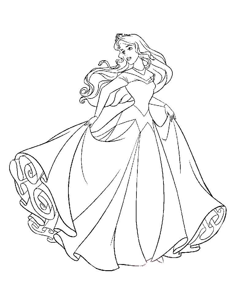 princess aurora pictures to color coloring pages princess aurora free printable coloring pages to color aurora pictures princess