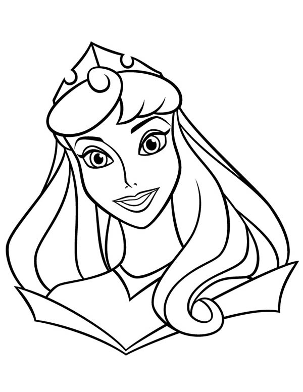 princess aurora pictures to color princess aurora in the mirror coloring page kids play color aurora color pictures to princess