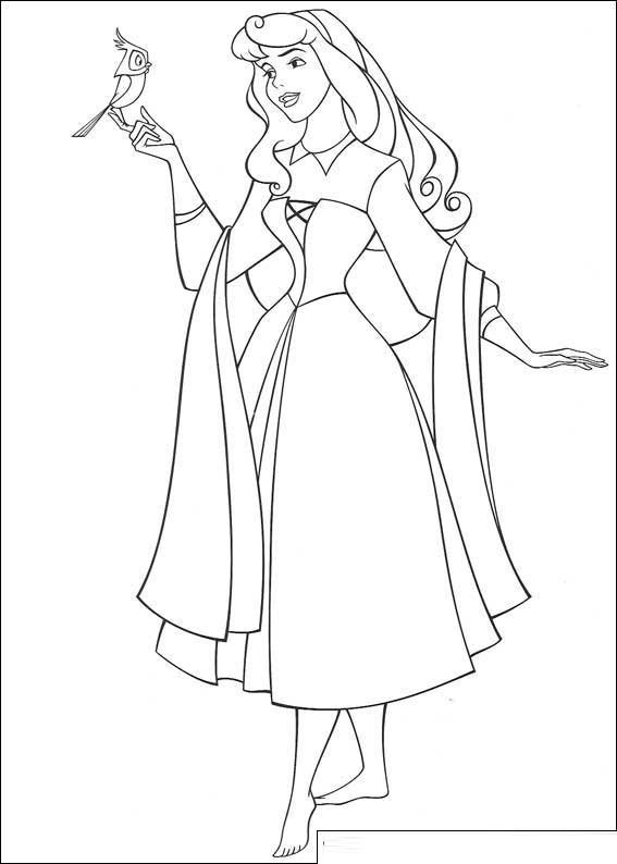princess aurora pictures to color princess aurora is excited to see prince phillip coloring aurora princess pictures color to