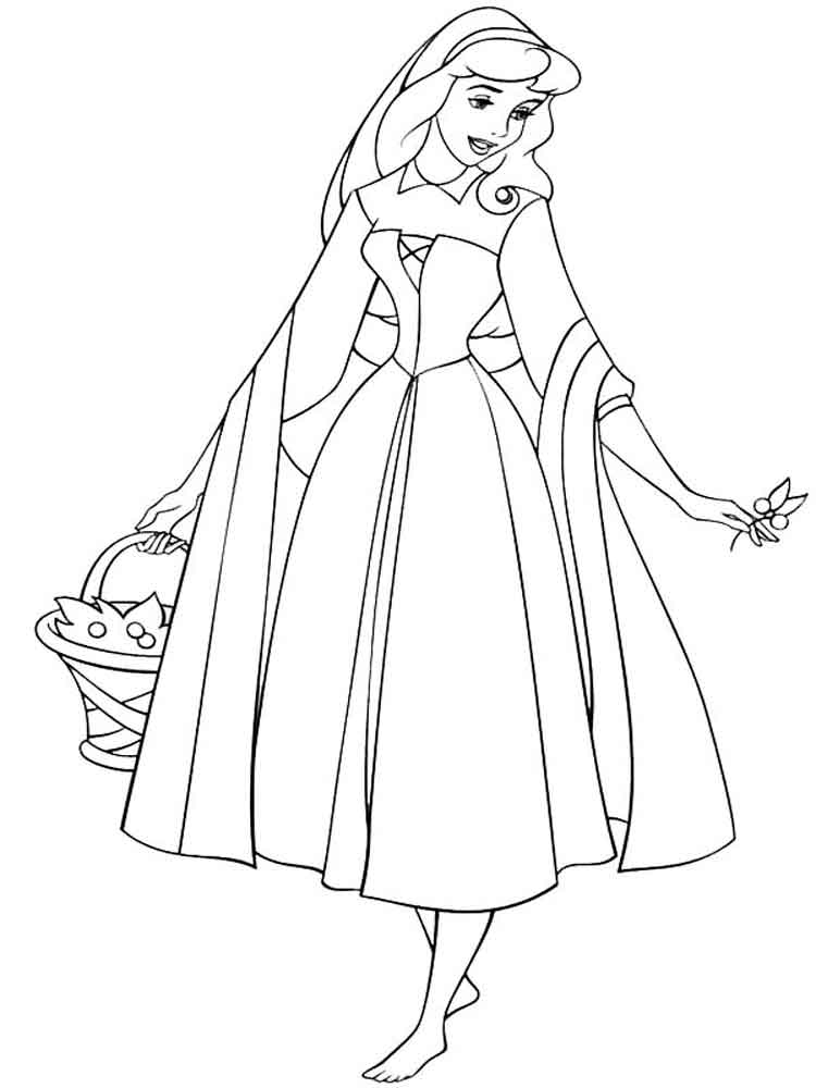 princess aurora pictures to color sleeping beauty coloring pages princess pictures color aurora to