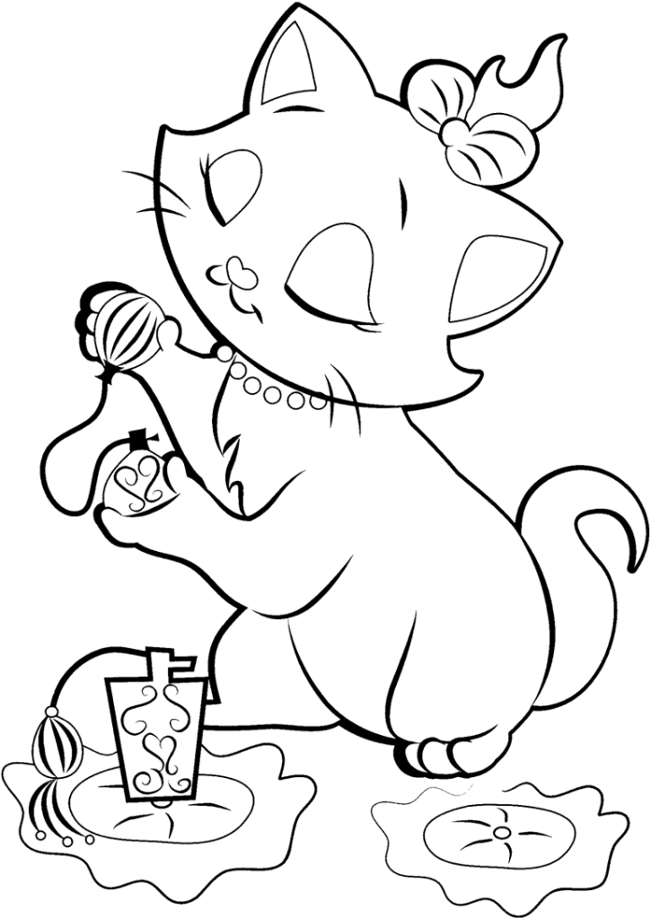 princess kitten coloring pages princess cat coloring page coloring home princess coloring kitten pages