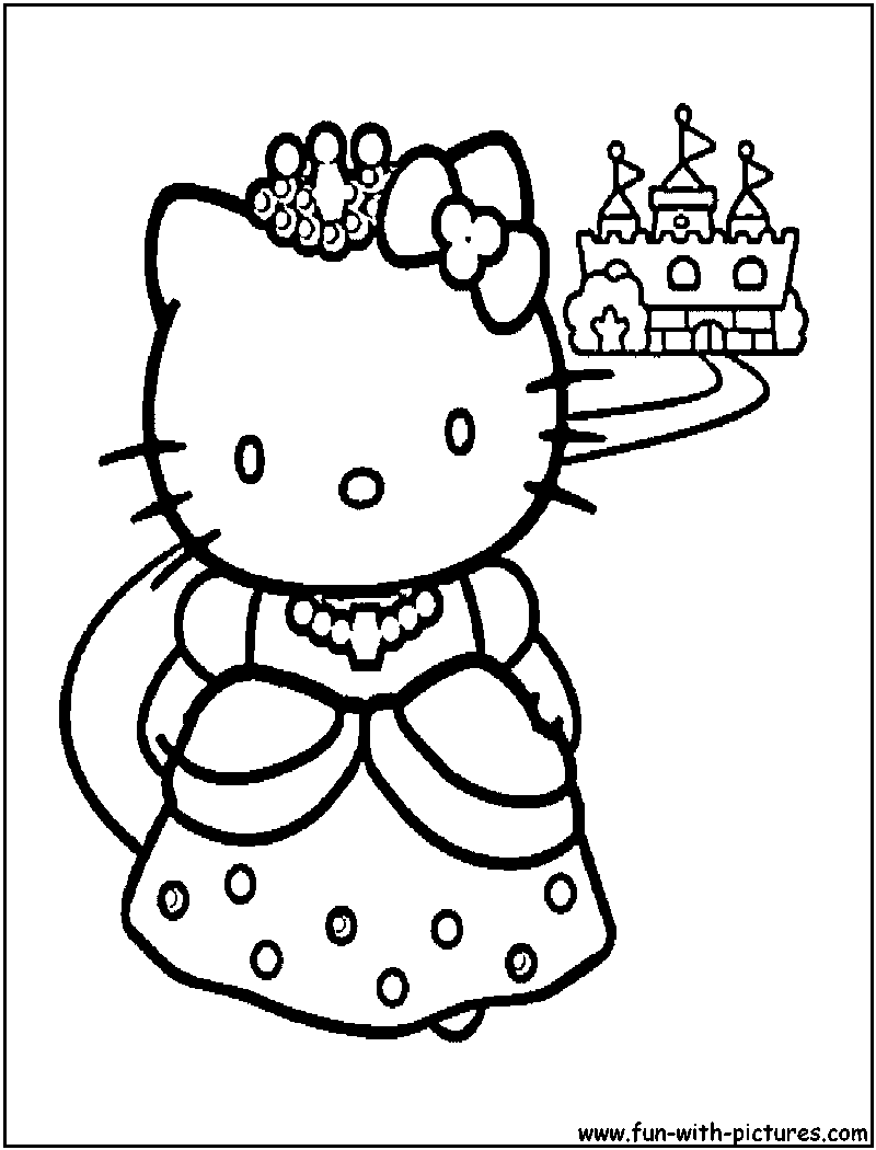 princess kitten coloring pages princess cat coloring pages at getcoloringscom free kitten princess pages coloring