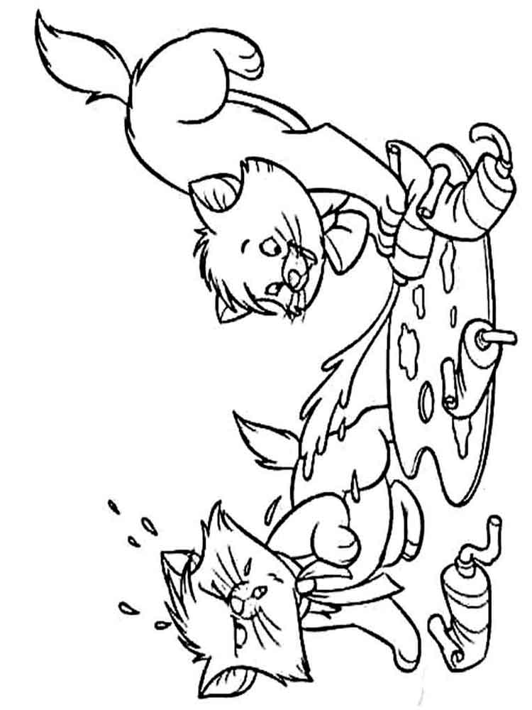 printable cat pictures to color free cat coloring pages pictures to cat printable color