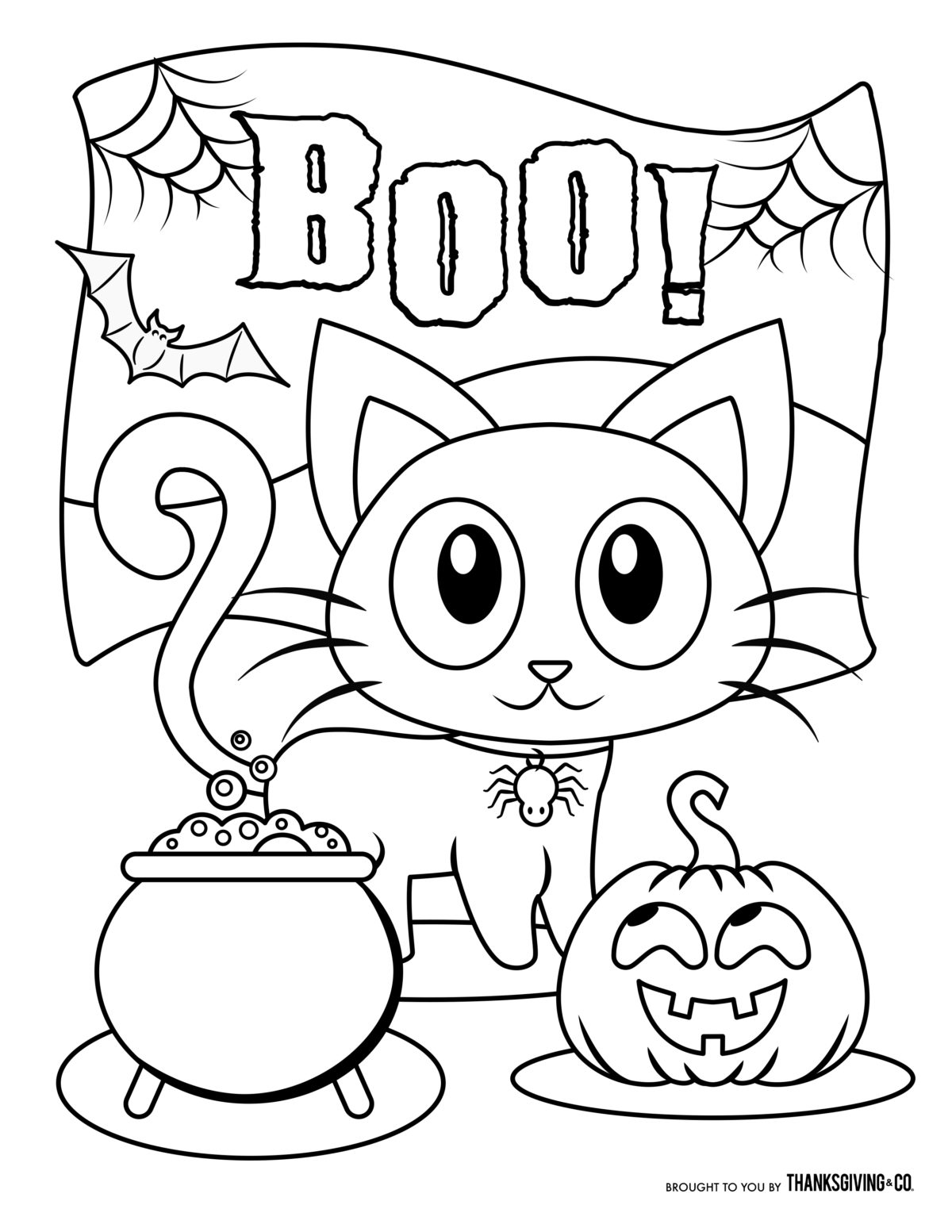 printable cat pictures to color free printable hello kitty coloring pages for pages printable cat to pictures color