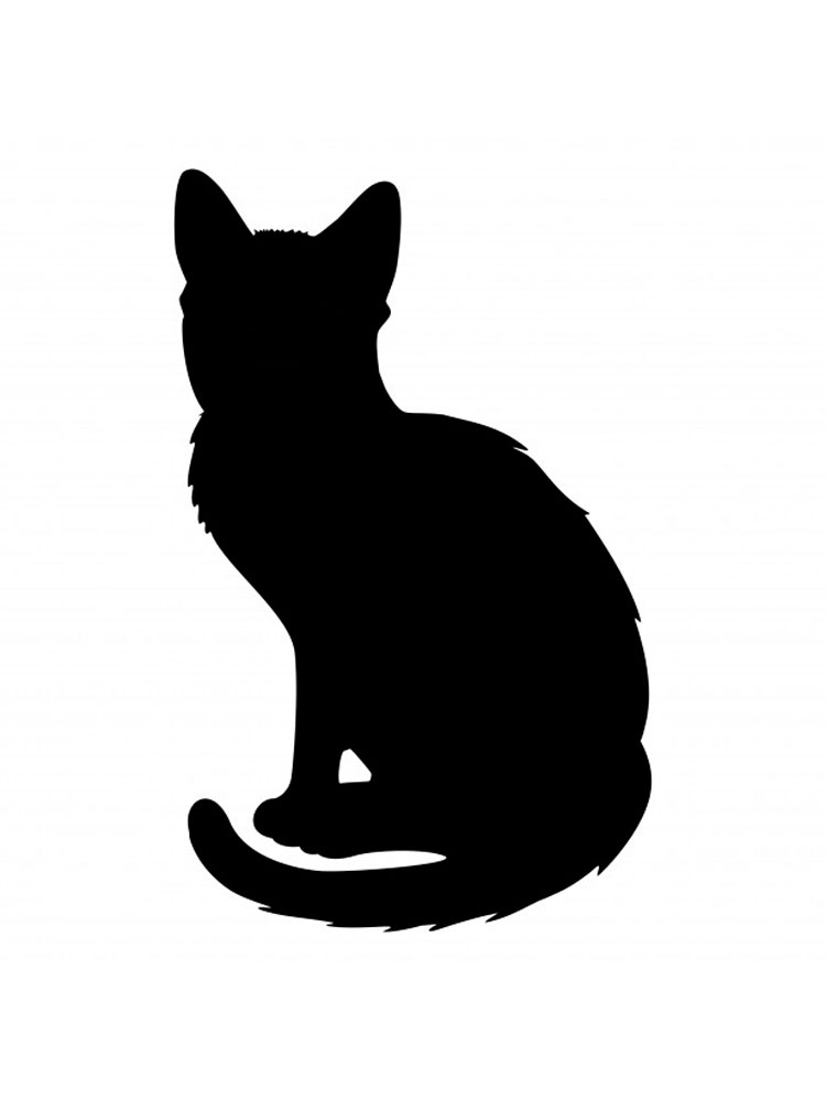 printable cats cat colourings to print printable cats 1 1