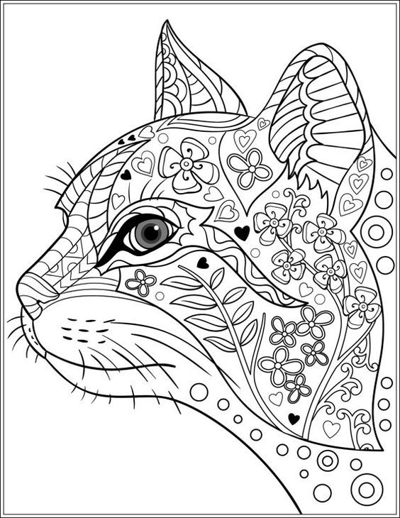 printable cats free easy to print cat in the hat coloring pages tulamama printable cats