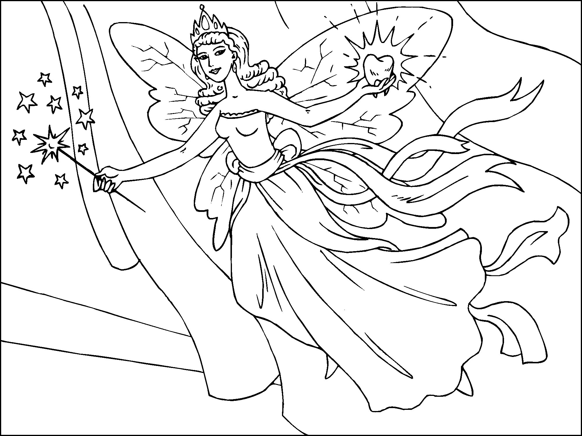 printable fairy coloring pages fairy coloring page free printable coloring pages printable fairy coloring pages