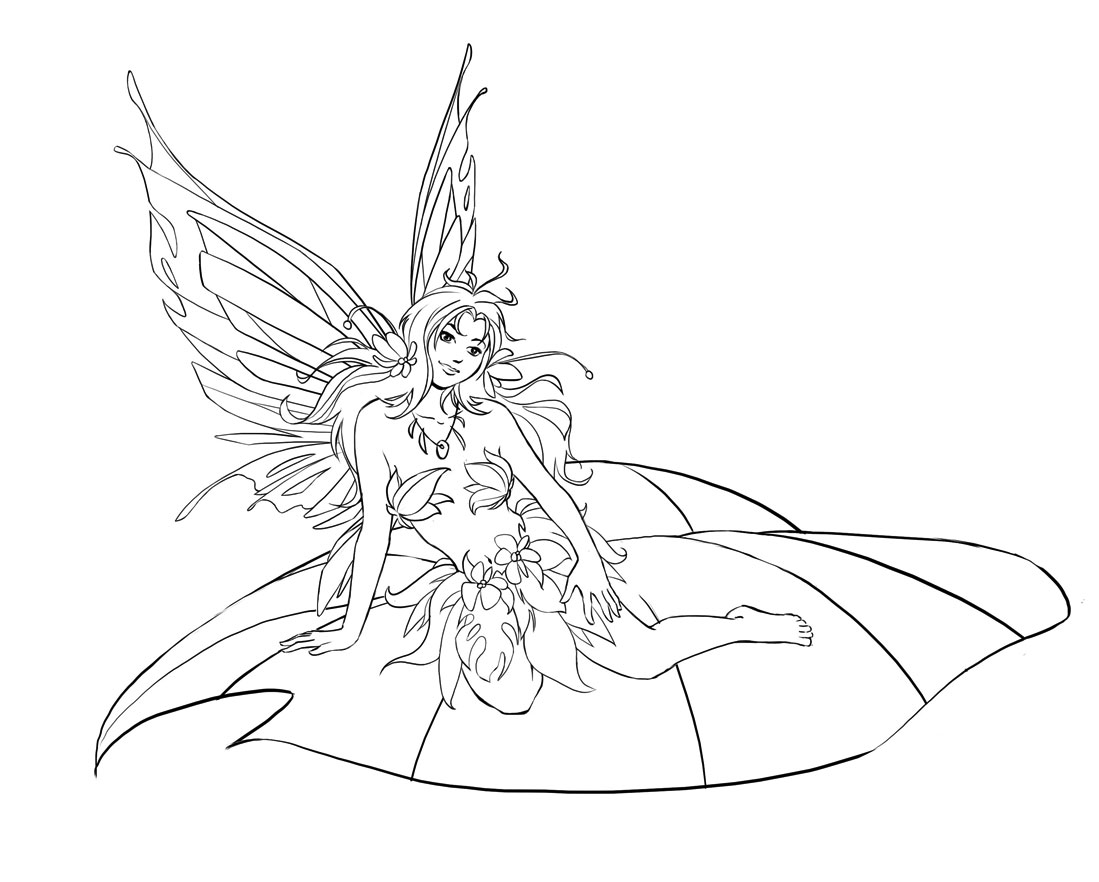 printable fairy coloring pages free printable fairy coloring pages for kids printable pages fairy coloring 1 1