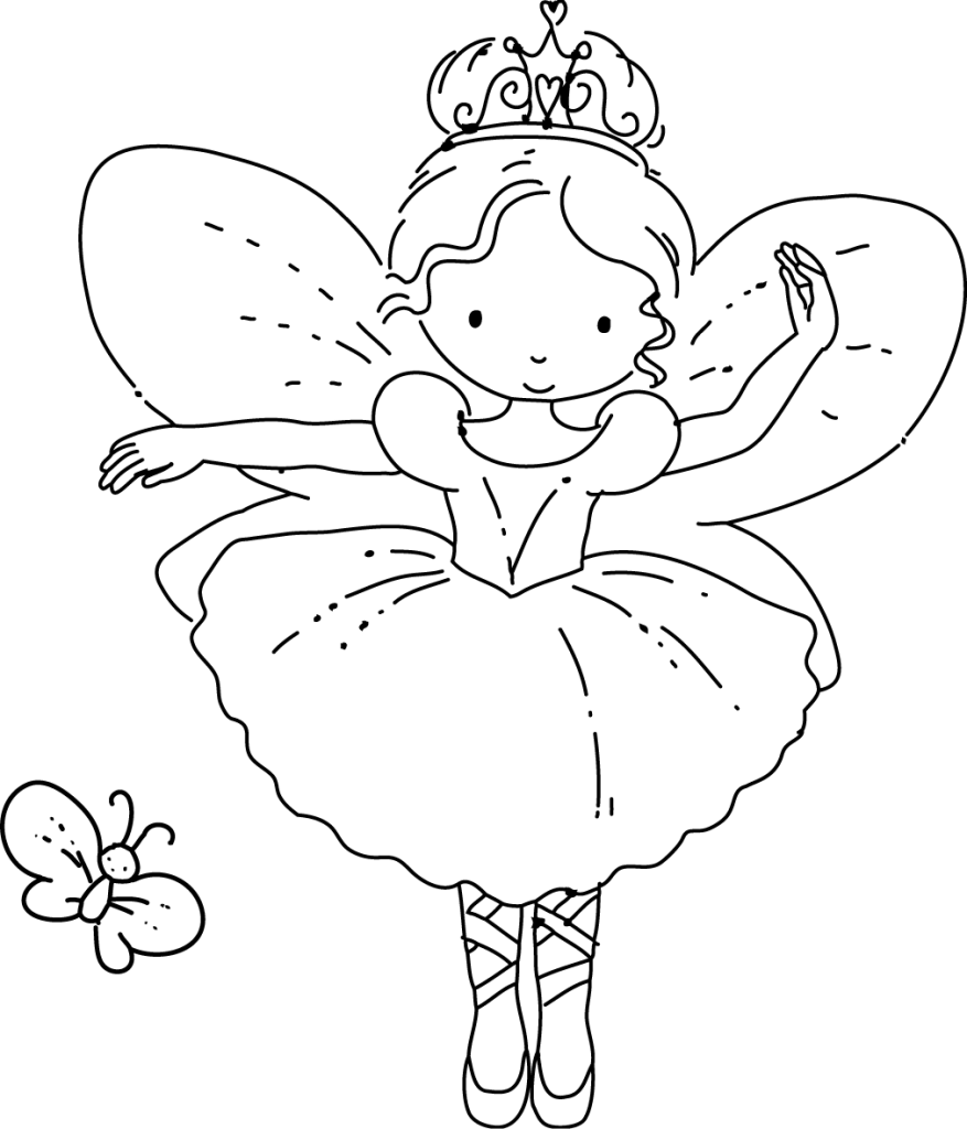 printable fairy coloring pages printable fairy coloring pages coloring fairy pages printable