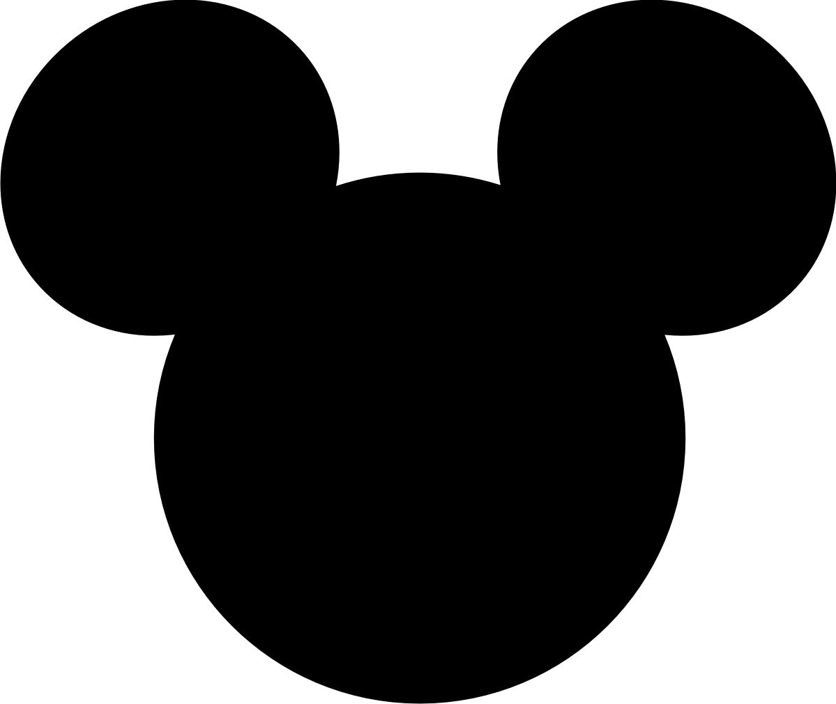 printable mickey mouse mickey mouse head printable cutouts peterainsworth mouse mickey printable