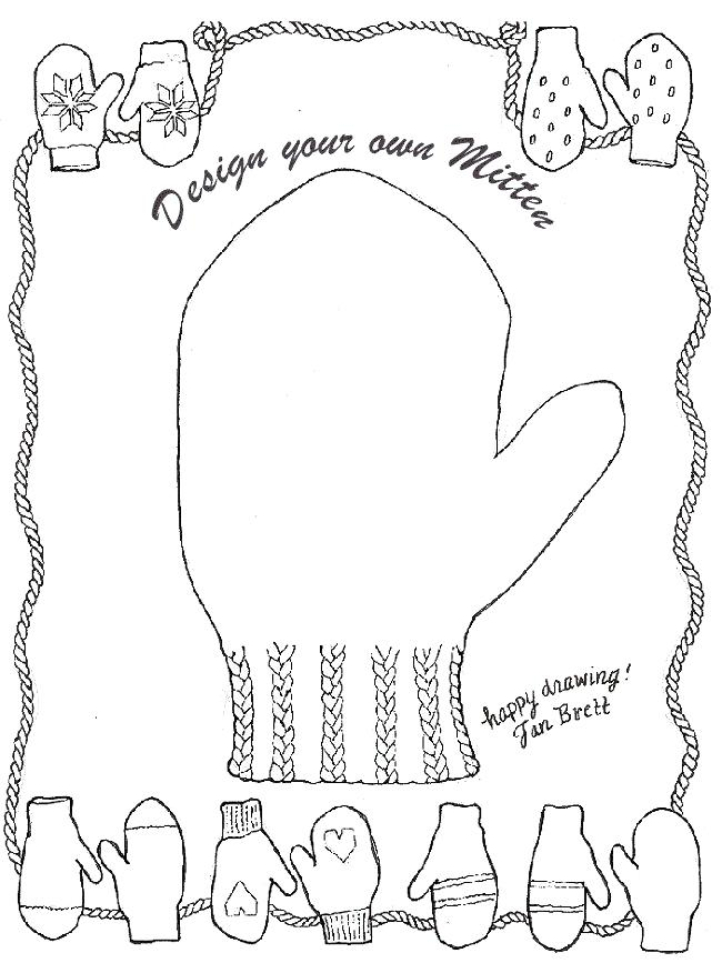 printable mitten coloring page christmas mitten coloring page free printable coloring pages coloring printable page mitten