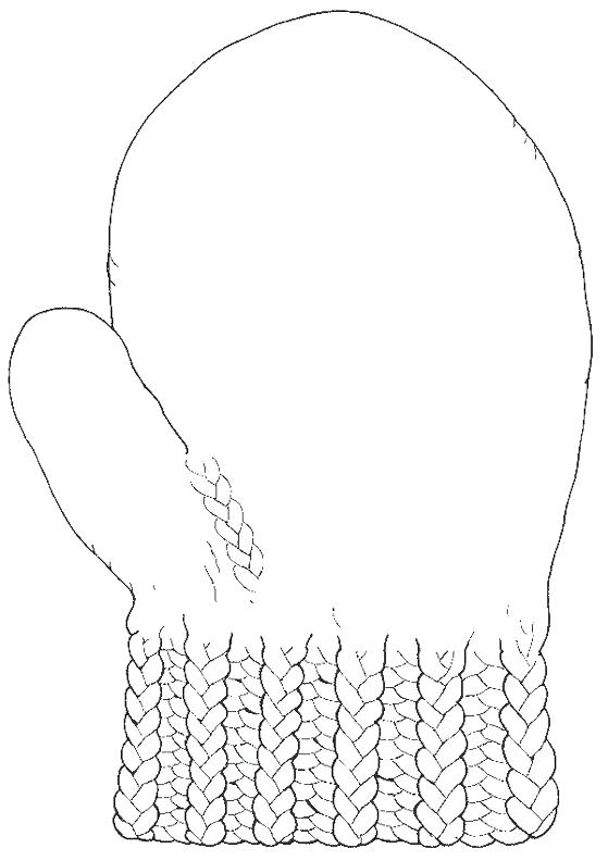 printable mitten coloring page mitten coloring page get coloring pages mitten coloring page printable