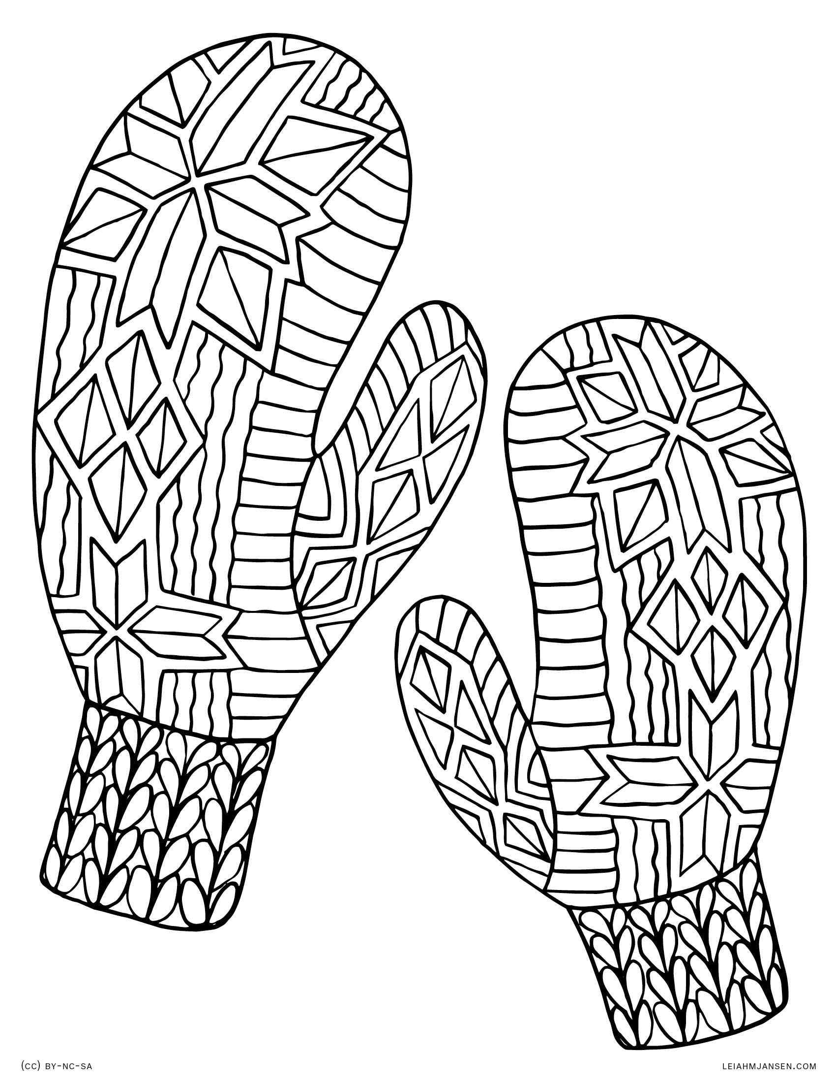 printable mitten coloring page mitten coloring page tracing twisty noodle coloring printable page mitten