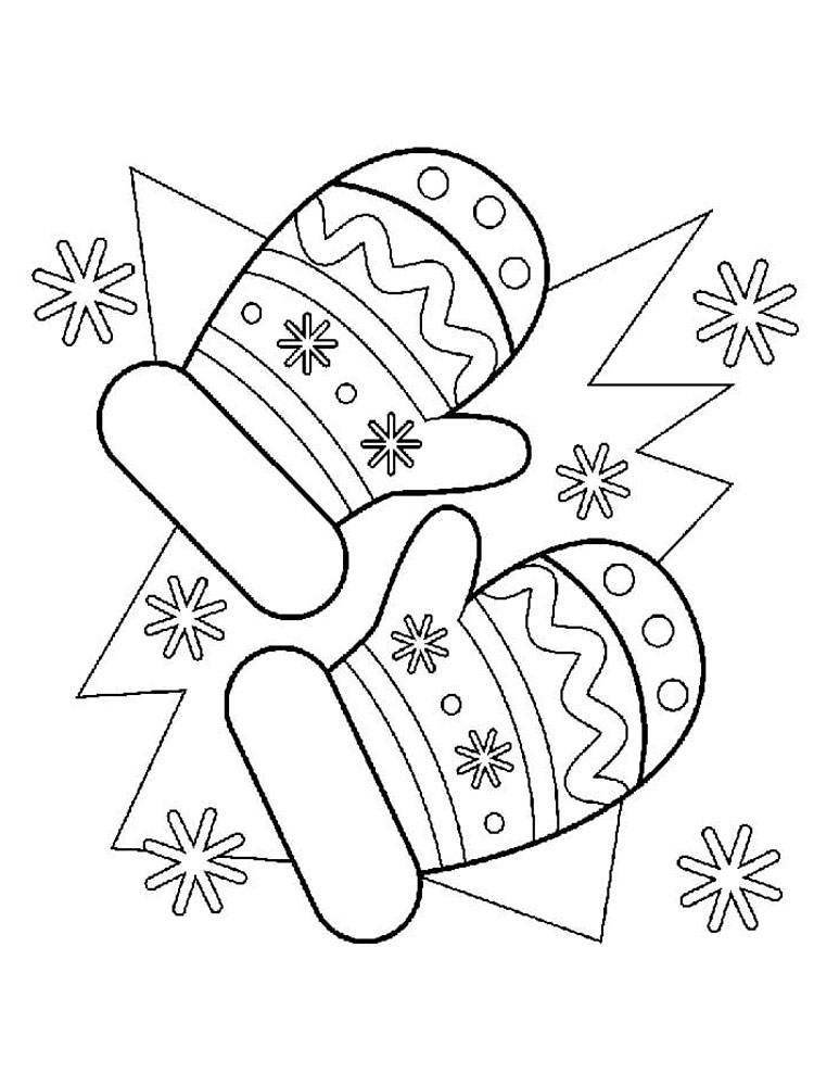 printable mitten coloring page mitten coloring pages getcoloringpagescom printable coloring page mitten