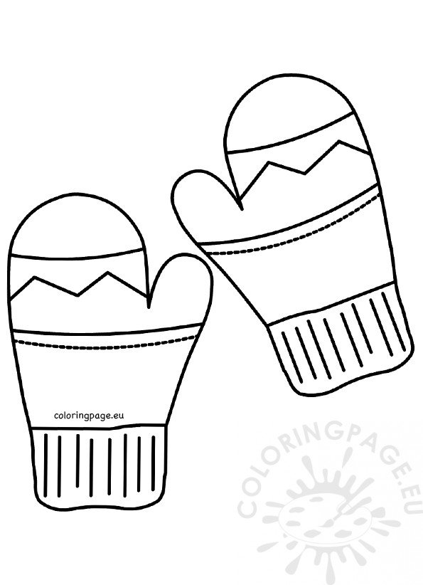 printable mitten coloring page mittens coloring pages coloring pages to download and print coloring printable page mitten