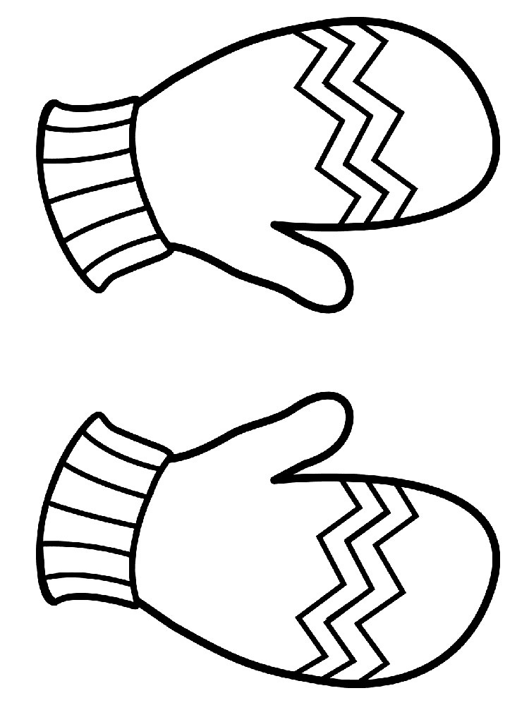 printable mitten coloring page mittens coloring pages free printable mittens coloring pages coloring mitten page printable