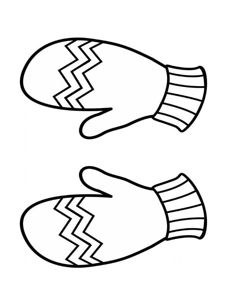 printable mitten coloring page mittens coloring pages free printable mittens coloring pages page printable coloring mitten