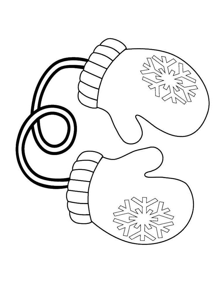 printable mitten coloring page mittens coloring pages free printable mittens coloring pages page printable mitten coloring