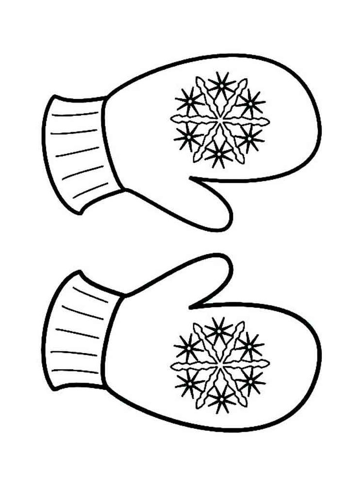 printable mitten coloring page mittens coloring pages free printable mittens coloring pages page printable mitten coloring 1 1