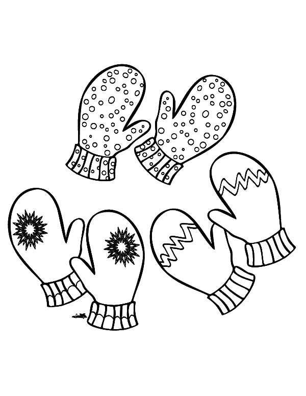 printable mitten coloring page mittens coloring pages free printable mittens coloring pages printable coloring page mitten