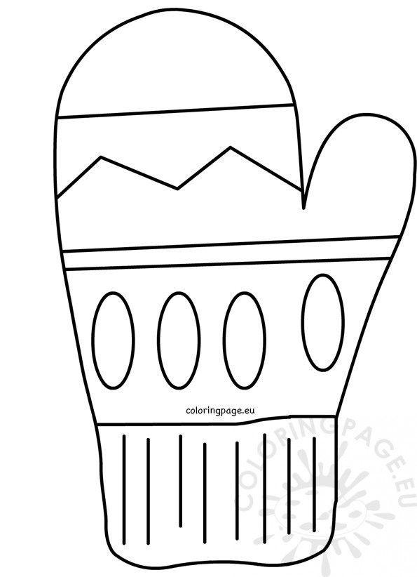 printable mitten coloring page printable mitten coloring page at getcoloringscom free mitten printable page coloring