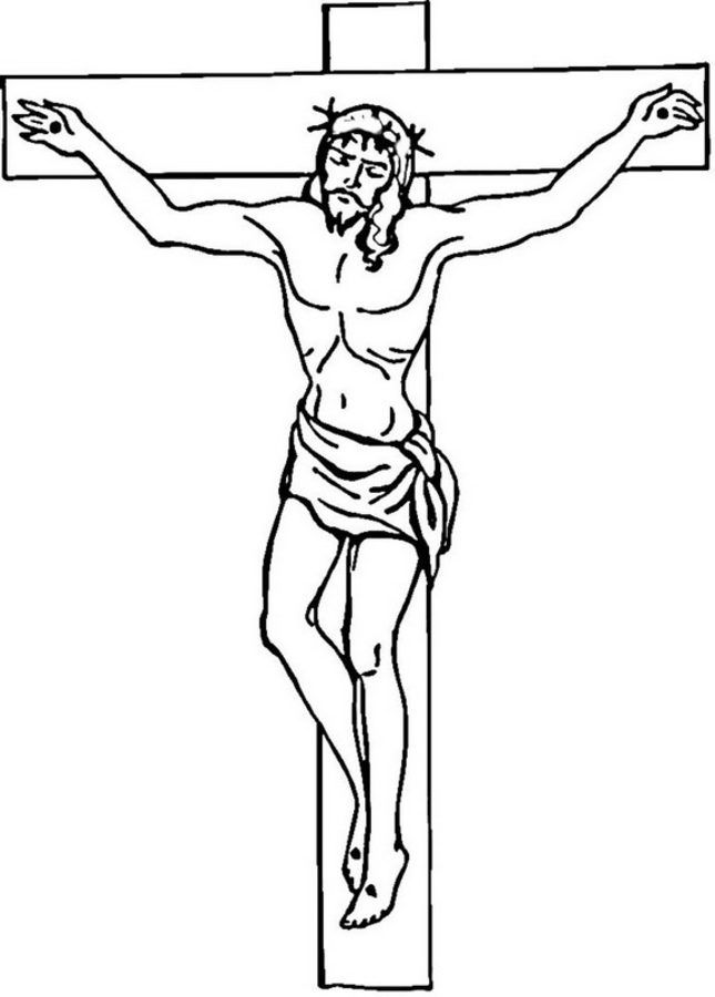 printable picture of jesus on the cross easter free printables 2008 picture the cross on jesus printable of