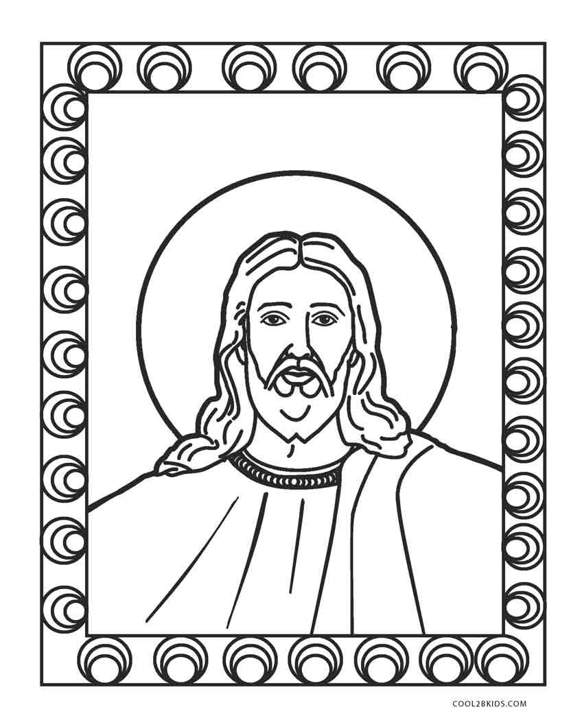 printable pictures of jesus on the cross free printable jesus coloring pages for kids of on cross the pictures jesus printable