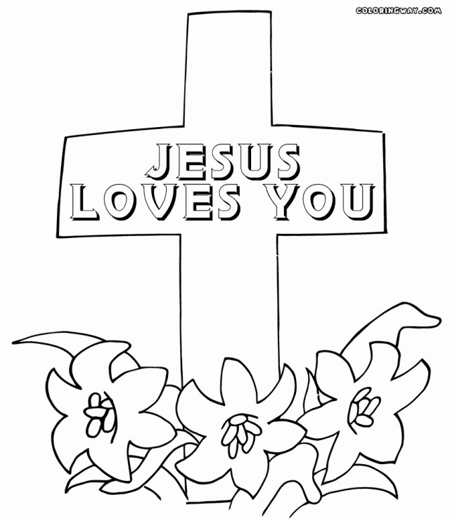 printable pictures of jesus on the cross wonderful picture of jesus on the cross coloring pages the of pictures on printable cross jesus