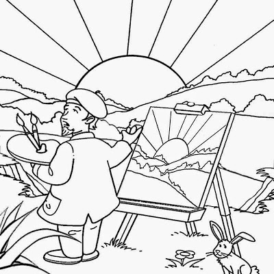 printable pictures to paint for kids free printable coloring pages of boxer dogs coloringsnet paint to kids for pictures printable