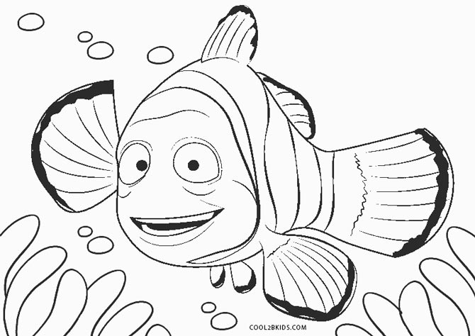 printable pictures to paint for kids nemo coloring pages cool2bkids for printable to paint pictures kids