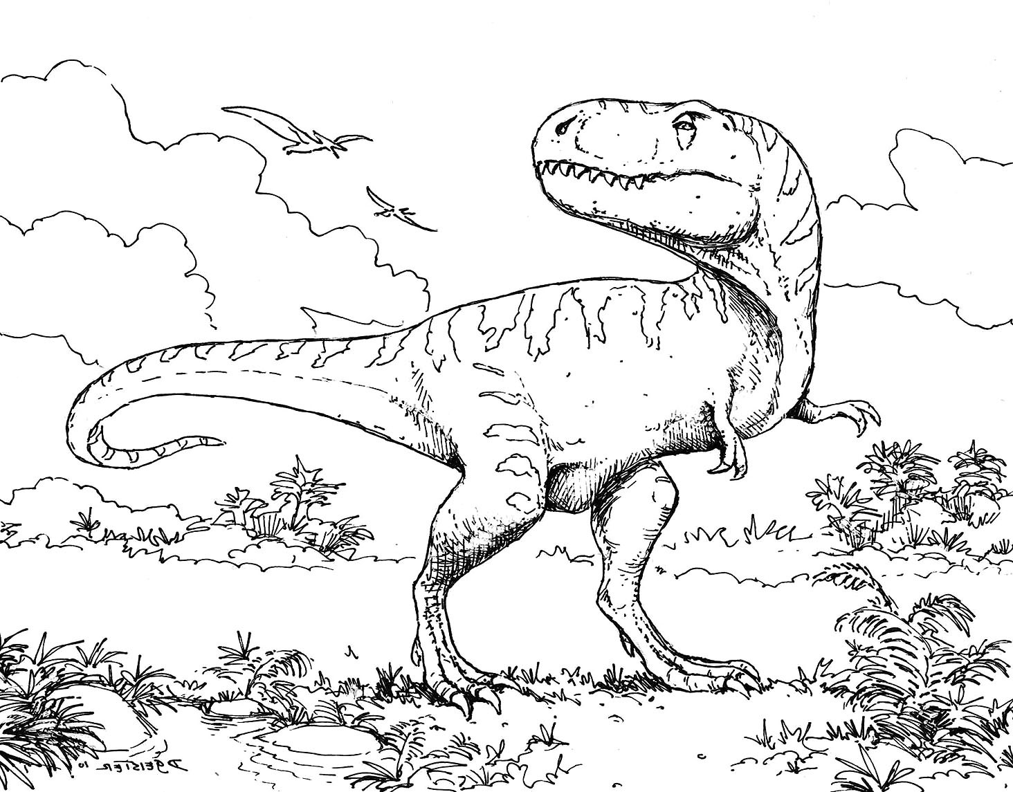 printable realistic dinosaur coloring pages baby dinosaur coloring pages to download and print for free pages printable dinosaur realistic coloring