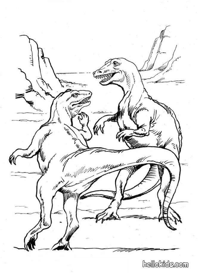 printable realistic dinosaur coloring pages realistic dinosaurs coloring pages at getdrawings free dinosaur printable pages coloring realistic