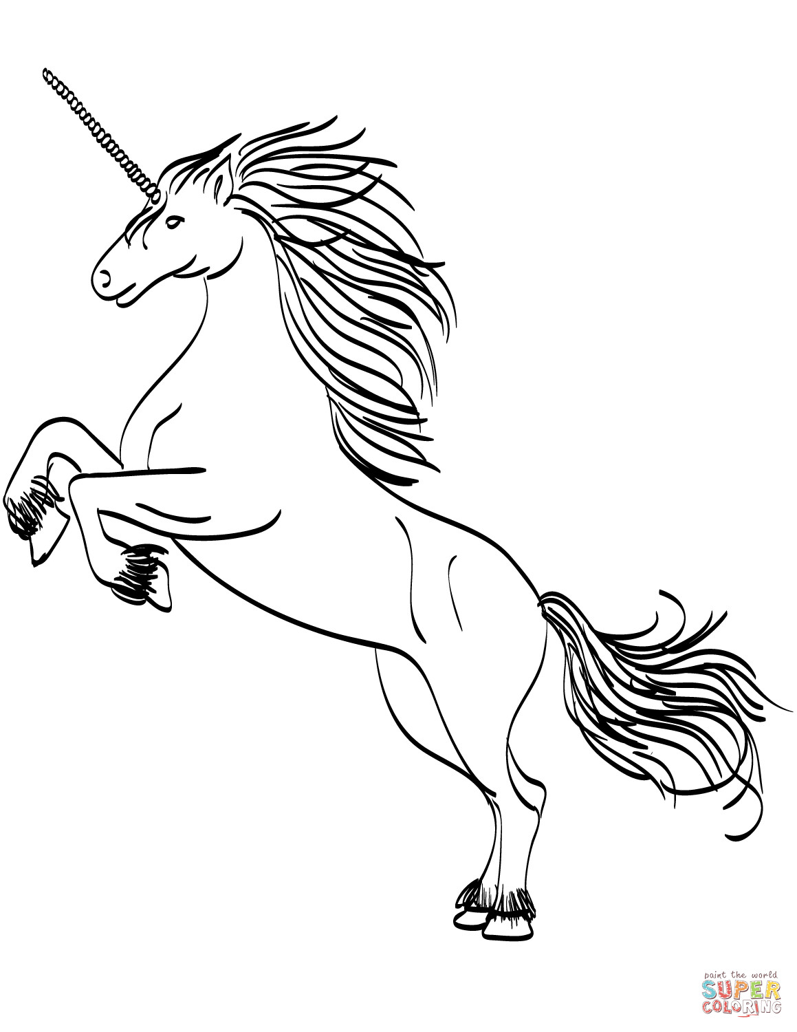 printable unicorn head coloring pages realistic unicorn head coloring pages printable pages coloring unicorn printable head
