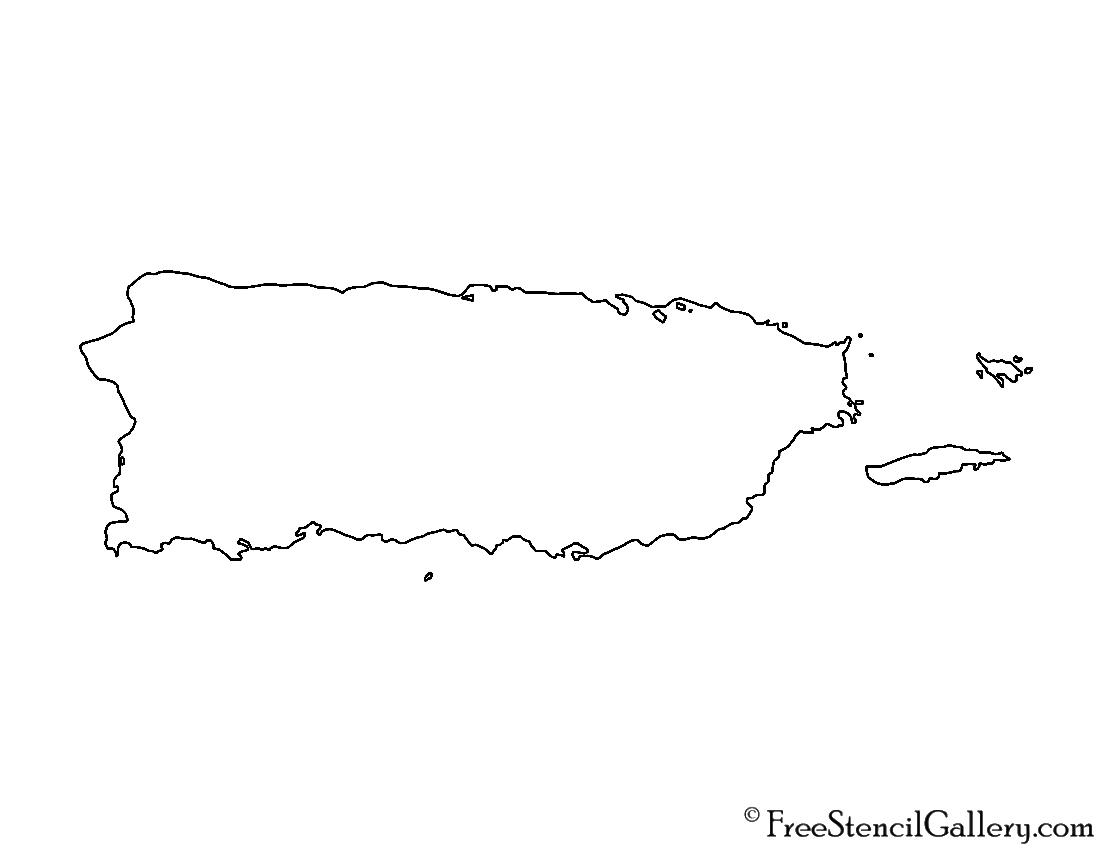 puerto rico outline outline puerto rico pinterest search and puerto rico rico puerto outline