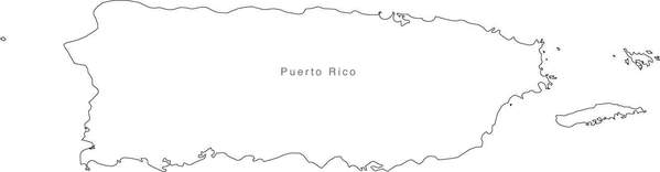 puerto rico outline puerto rico map puerto rico outline