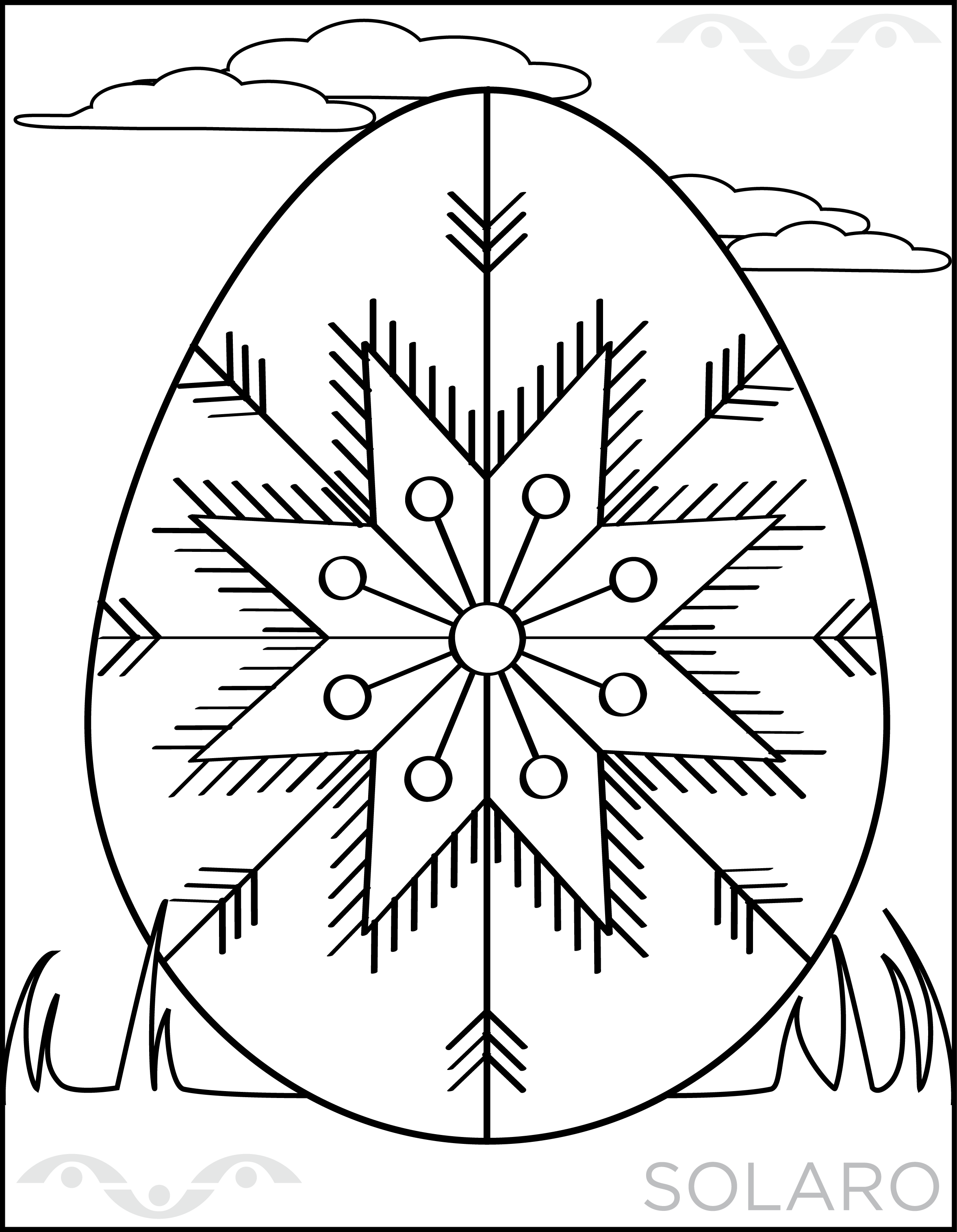 pysanky egg coloring pages colorful fabrics digitally printed by spoonflower egg coloring pages pysanky