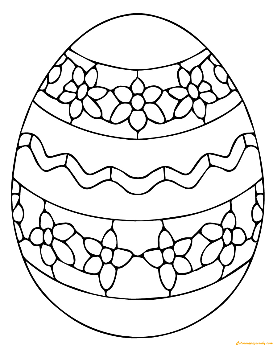 pysanky egg coloring pages easter egg coloring sheets free coloring sheet pages pysanky egg coloring